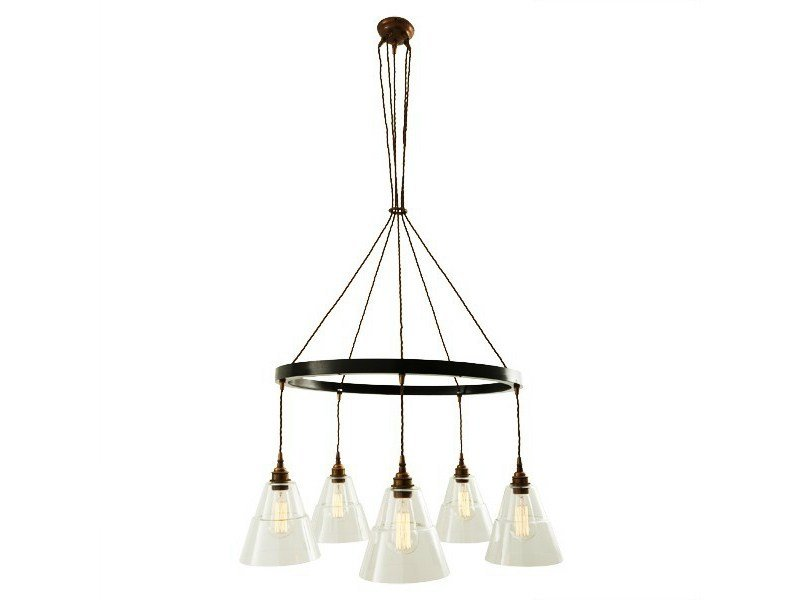 Chandelier LYX 1 Tier by Mullan Lighting