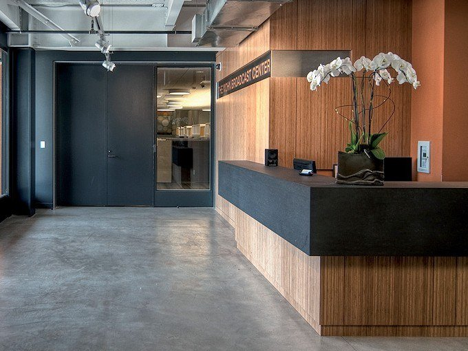 Paperstone® Reception desk Paperstone® Reception desk by PaperStone®