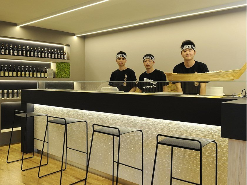 Paperstone® bar counter Paperstone® bar counter by PaperStone®