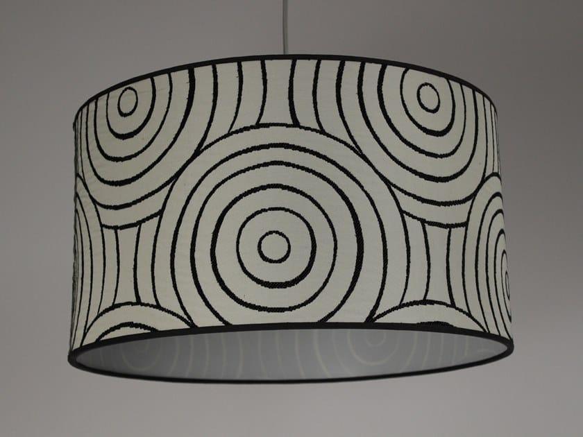 Fabric lampshade M015 | Lampshade by Ipsilon PARALUMI