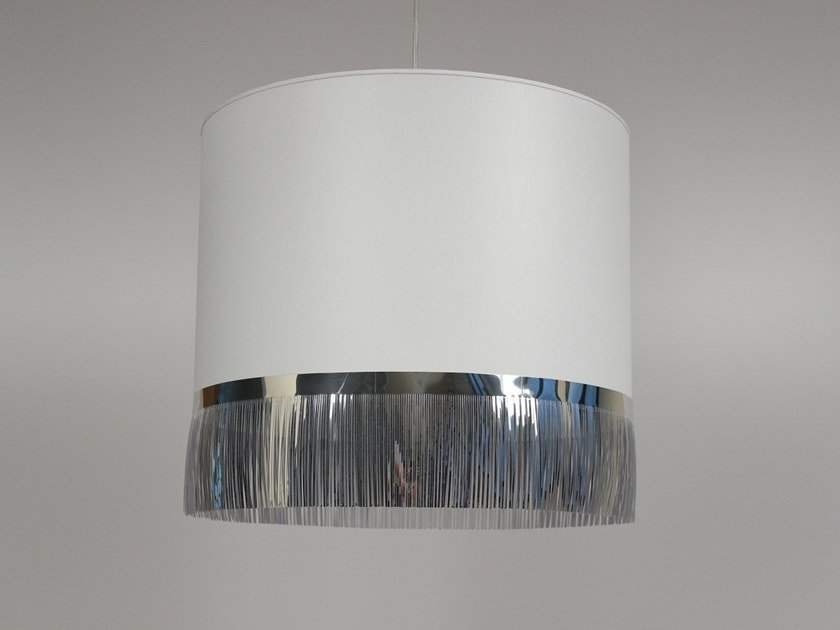 Silk lampshade M022 | Lampshade by Ipsilon PARALUMI