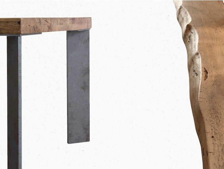 MASTER | Tavolo in legno massello Collezione M 15 By Devina Nais