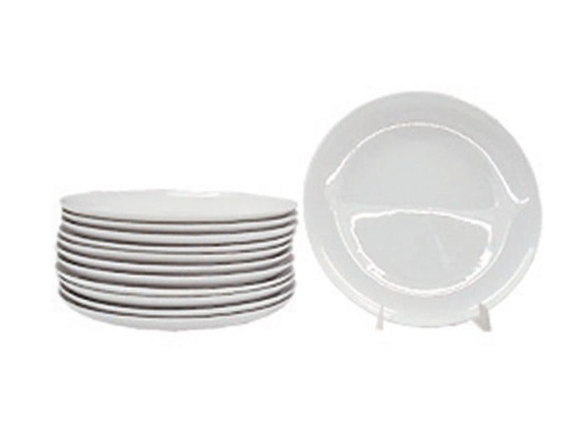 Ceramic plates set M19 | Plates set by Adriani e Rossi edizioni