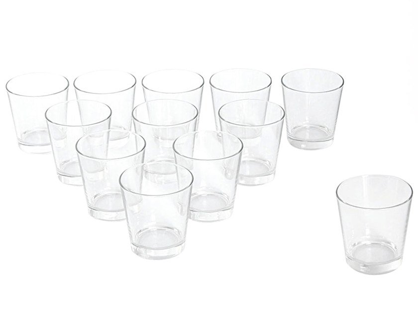 Glass glass M26 | Glass by Adriani e Rossi edizioni