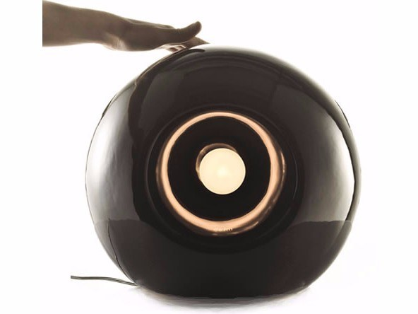 Mlight Lampada Ceramica In Tavolo Da Mlab Alogena Y7bmyfgI6v