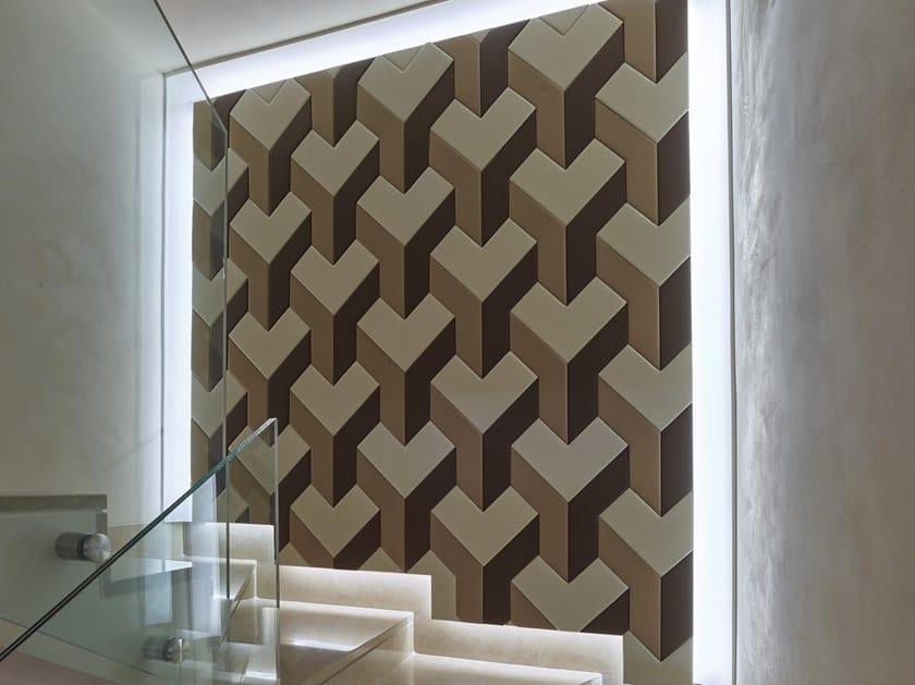 Wooden Decorative panel MACBETH by IndakoLab