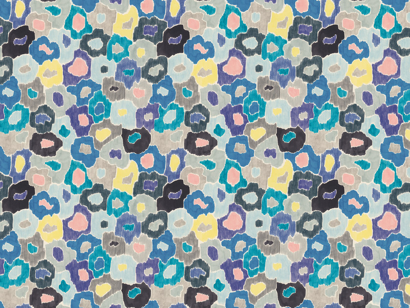 Wallpaper / floor wallpaper MACCHIE by Texturae