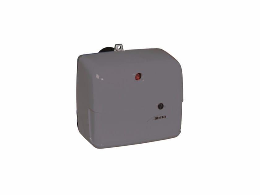 Heating unit and burner MACK by Sime