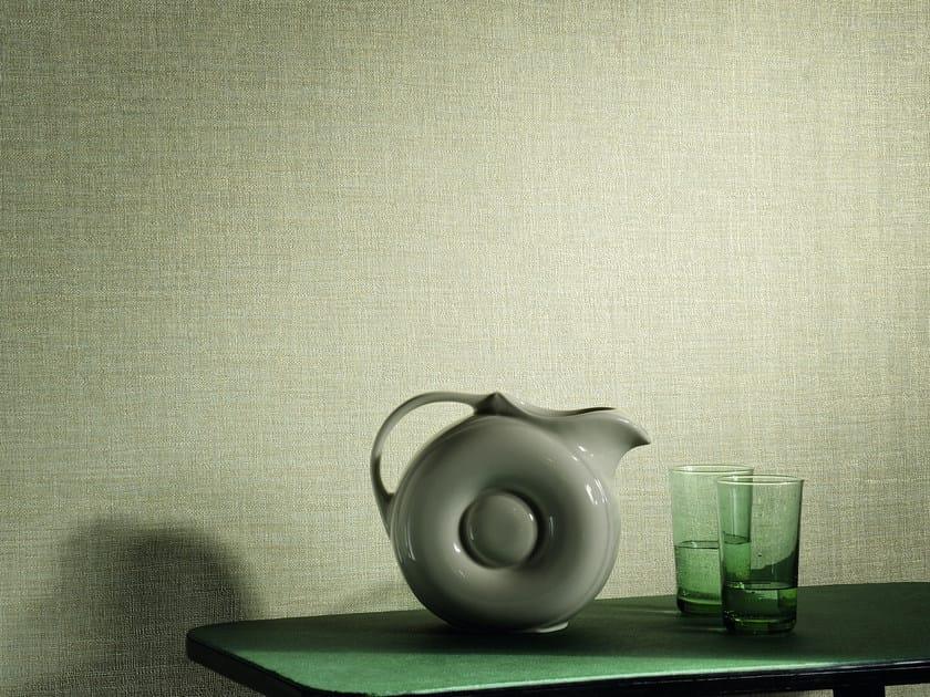 Solid-color washable vinyl wallpaper MADAGASCAR by Élitis