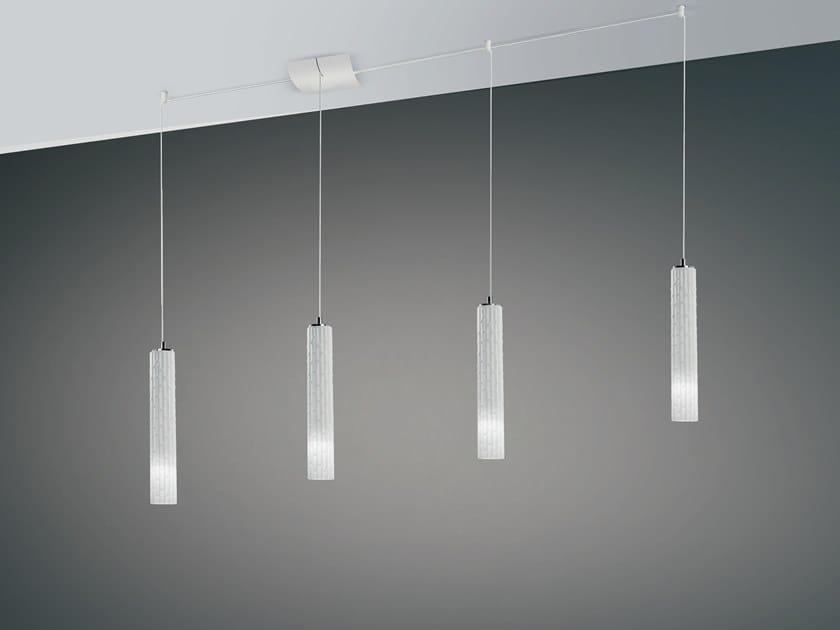 LED pendant lamp MADAKA by Cattaneo