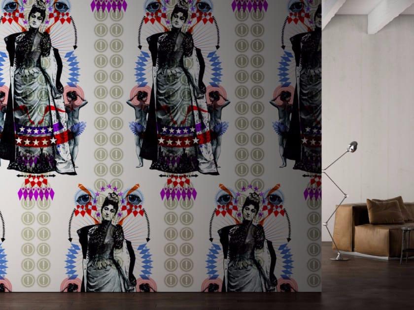 Washable vinyl wallpaper MADAME by GLAMORA