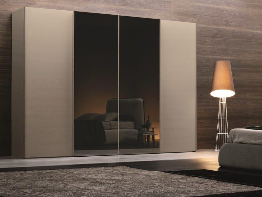 Con Scorrevoli Ante Febal Casa Componibile Specchio Madeira Armadio 53qS4cRLAj