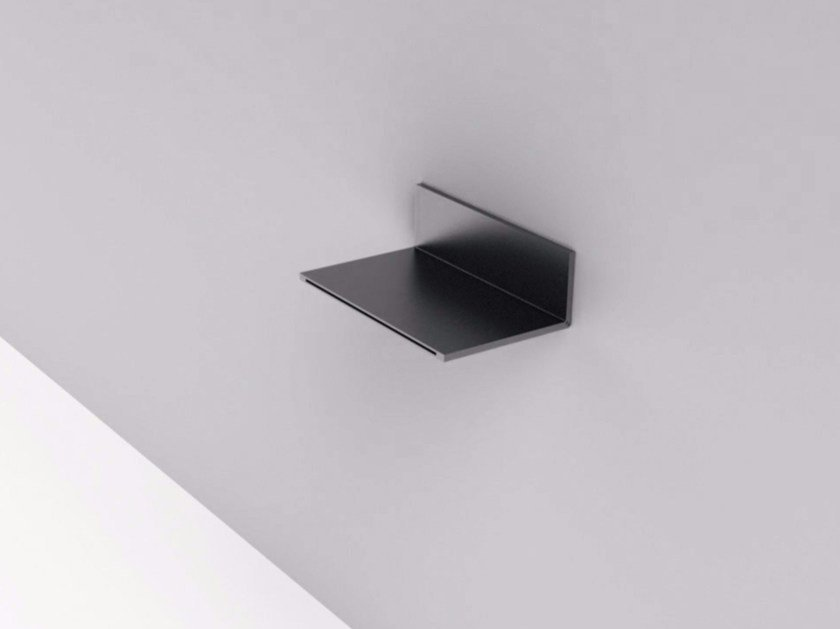 Wall-mounted stainless steel waterfall spout MAE | Spout by Rexa Design