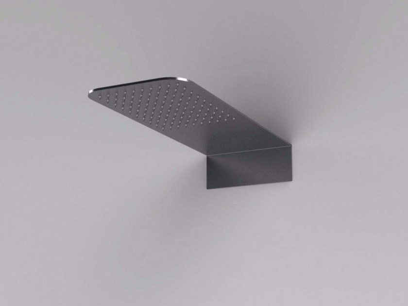Wall-mounted stainless steel overhead shower MAE | Wall-mounted overhead shower by Rexa Design
