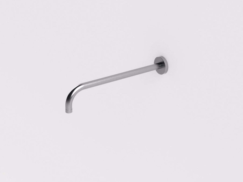 Wall-mounted stainless steel shower arm MAE | Wall-mounted shower arm by Rexa Design