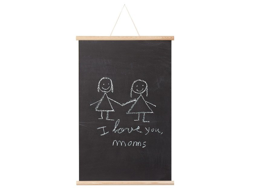 Poster magnetico MAGNETIC POSTER CHALKBOARD by Groovy Magnets