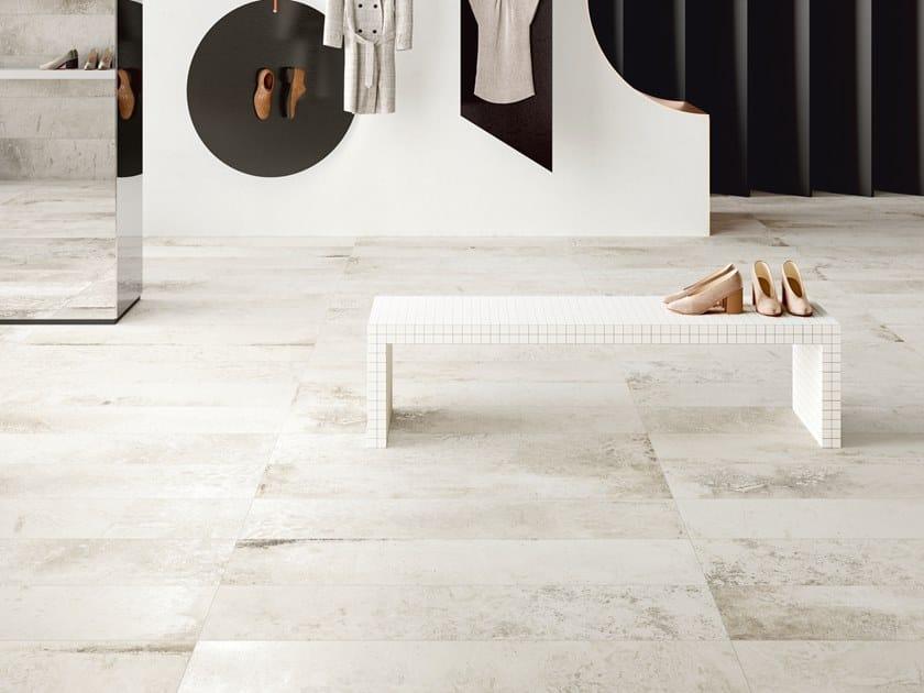Porcelain stoneware wall/floor tiles MAGNETO ARTIC by GranitiFiandre