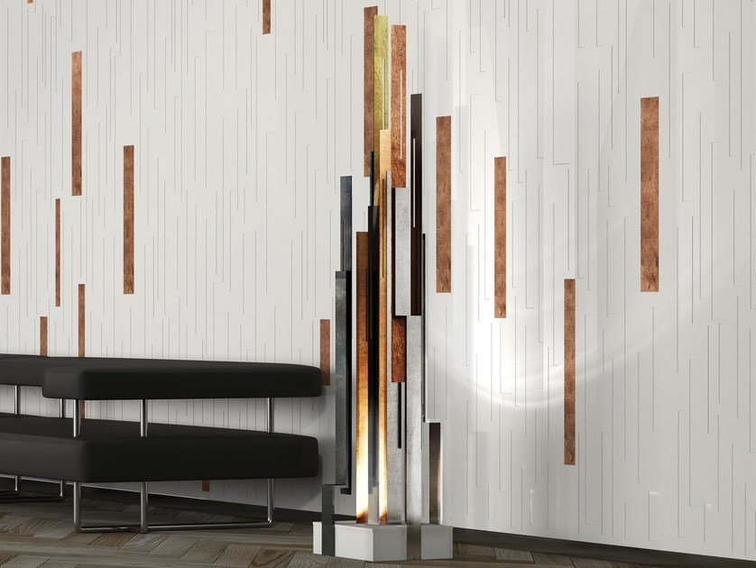 Metal floor lamp MAGNIFICA | Floor lamp by Boffetto