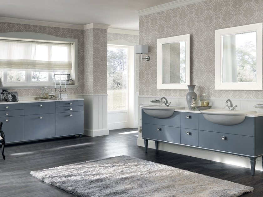 Arredo bagno completo MAGNIFICA By Scavolini Bathrooms design Gianni ...
