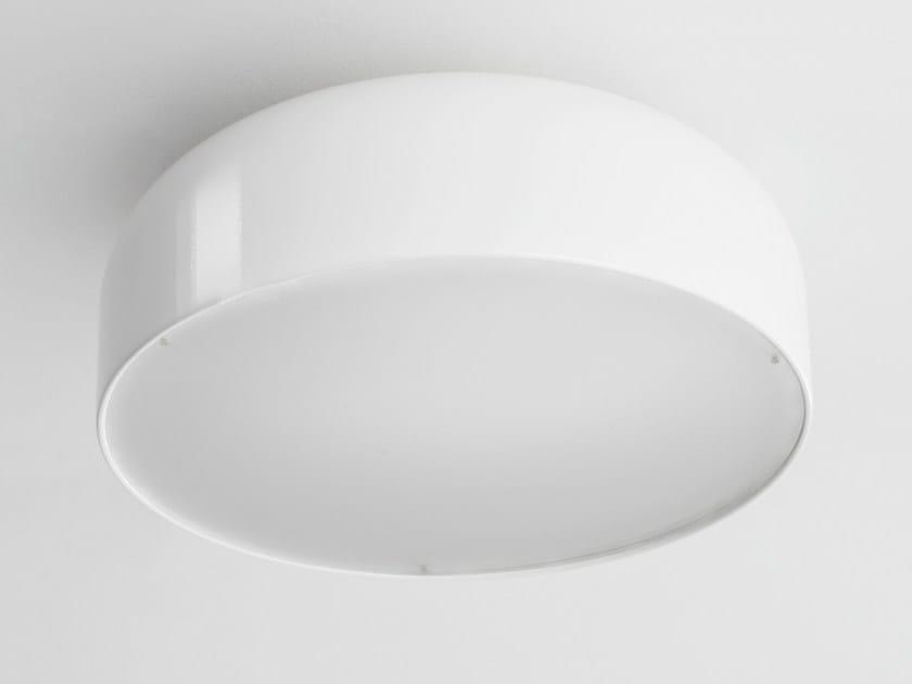 Metal ceiling lamp MAI   Lampada da soffitto by Lucente