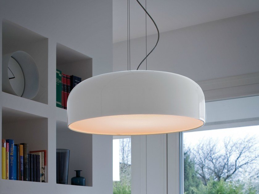 lucente lighting. Metal Pendant Lamp MAI | By Lucente Lighting