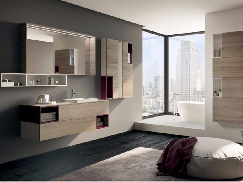 Sistema bagno componibile MAKE 07 by LASA IDEA