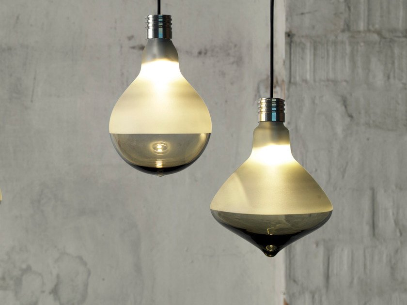 MAKEUP Pendant lamp Makeup Collection By Karman design Matteo Ugolini
