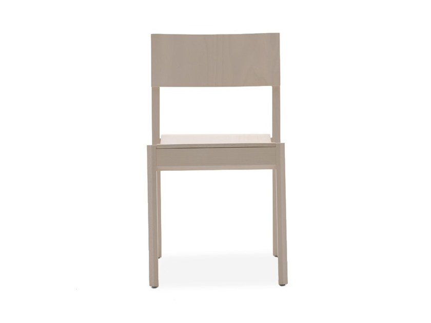 Stackable chair MAKI 03711 by Montbel