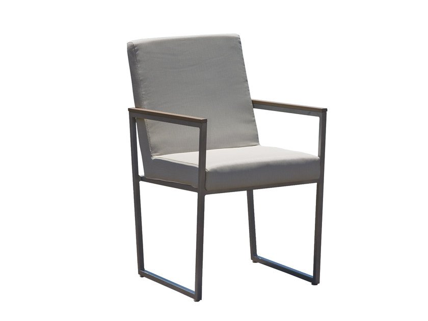 Dining armchair MALDIVES 42428 by SKYLINE design