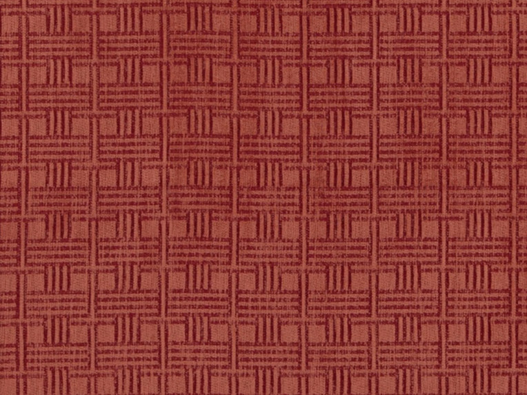 Chenille fabric with graphic pattern MALPERTIUS by FR-One