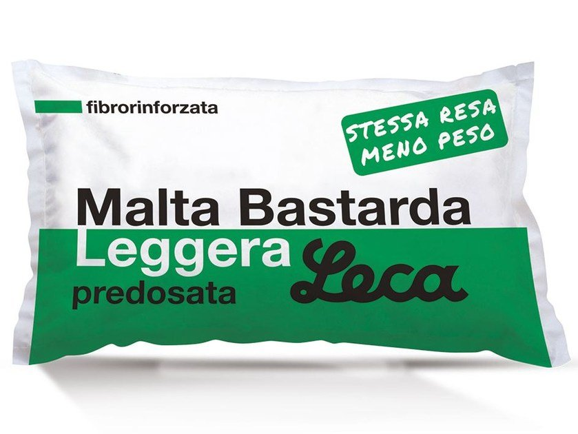 Fibre reinforced mortar MALTA BASTARDA LEGGERA by Laterlite