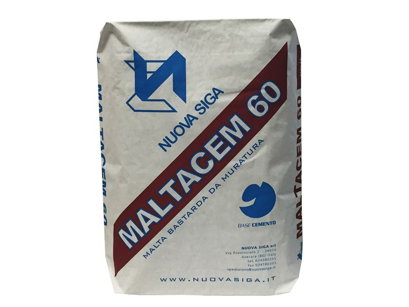 Thermal insulating plaster MALTACEM 60 TIPO M5 by NUOVA SIGA