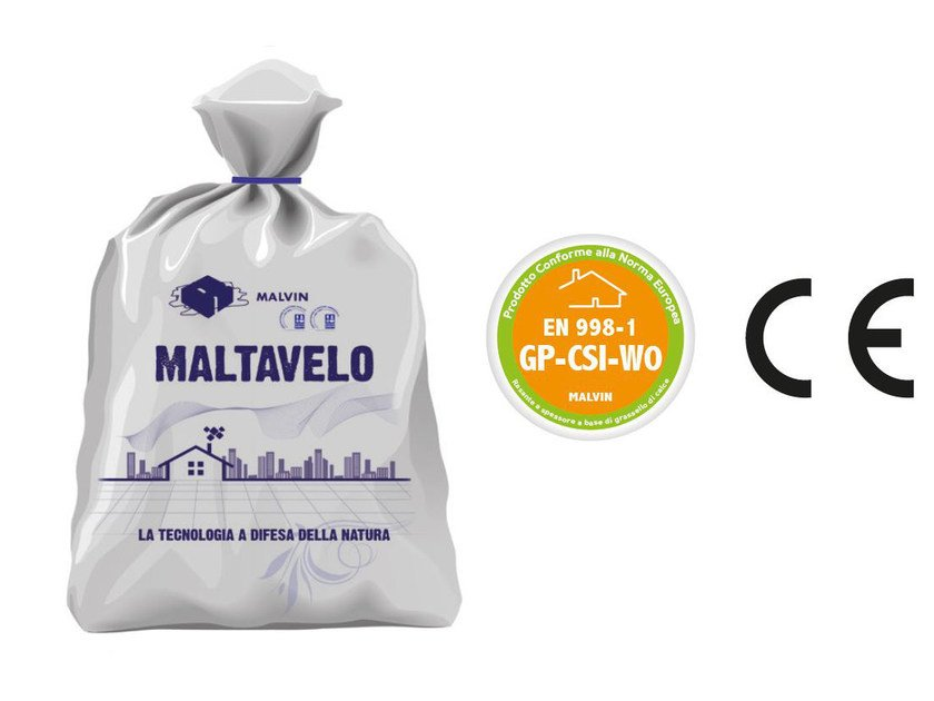 Mortar for masonry MALTAVELO by malvin