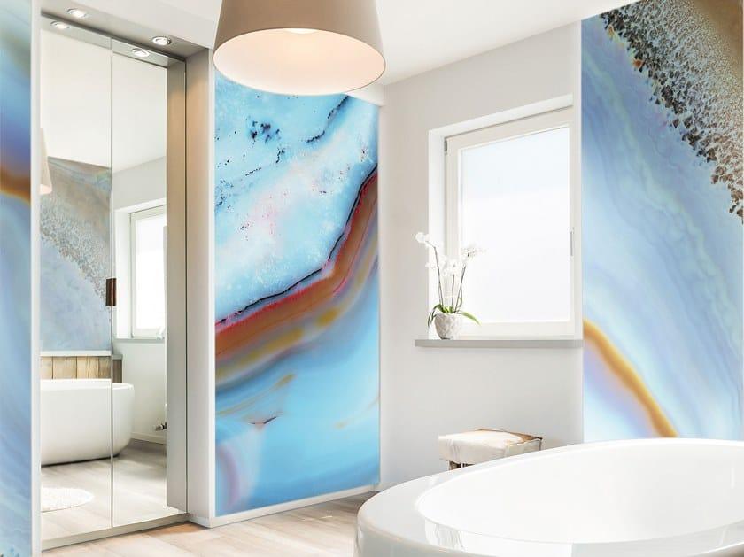 Resin Decorative panel MALVINAS by Tecnografica