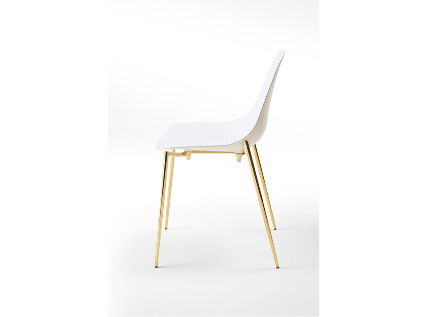 Aluminium chair MAMMAMIA 2016 EDITION by Opinion Ciatti
