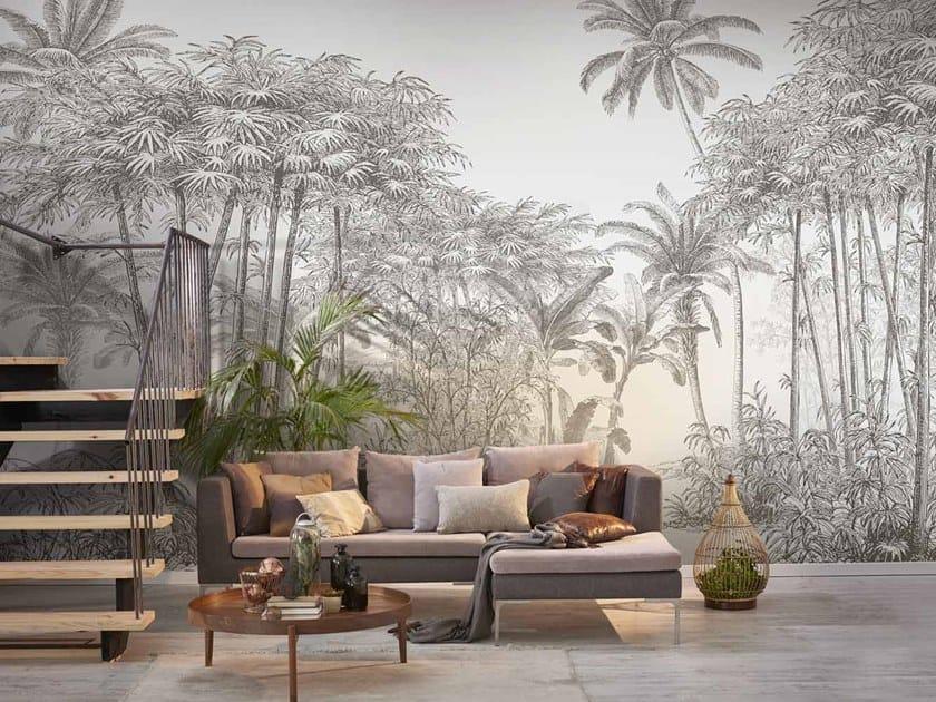 Digital printing landscape wallpaper MANAUS by LGD01