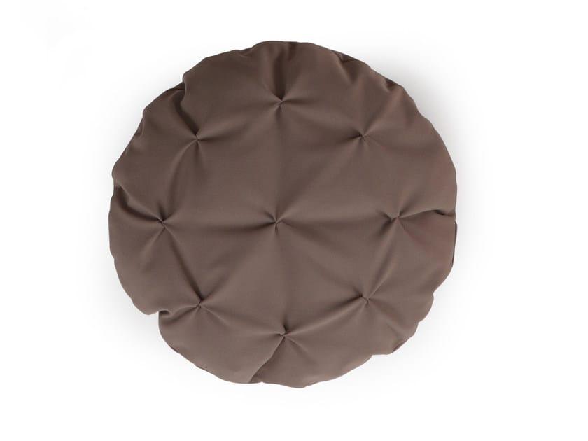 Round fabric sofa cushion MANDARINAS   Round cushion by Sancal