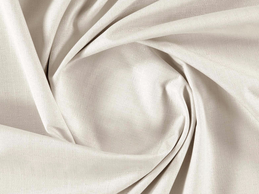 Washable dimming polyester and acrylic fabric for curtains SARASOTA by More Fabrics