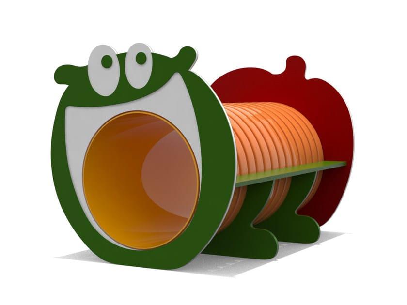 Polyethylene Tunnel MANGIAMELA by Stileurbano