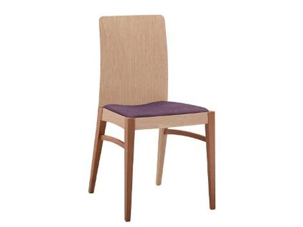 Beech chair MANILA | Chair by Cizeta L'Abbate