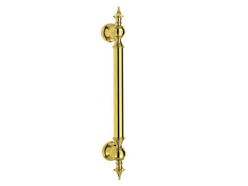 Brass pull handle MANILA CLASSIQUE by Pasini