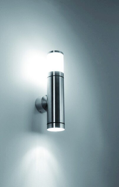 Direct-indirect light metal Outdoor wall Lamp MANIX G by BEL-LIGHTING