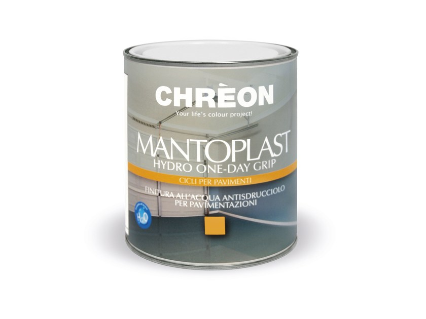 Enamel / Flooring protection MANTOPLAST HYDRO ONE-DAY GRIP by Chrèon Lechler