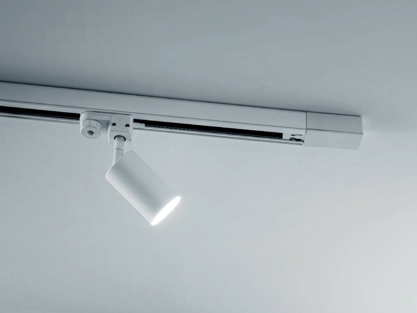 LED die cast aluminium Track-Light MANUKA by Rossini Illuminazione