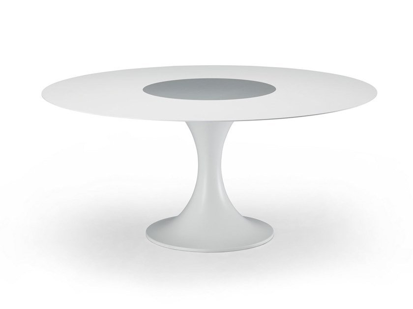 Tavolo Saarinen Dwg : Tavolo rotondo manzÙ a alias