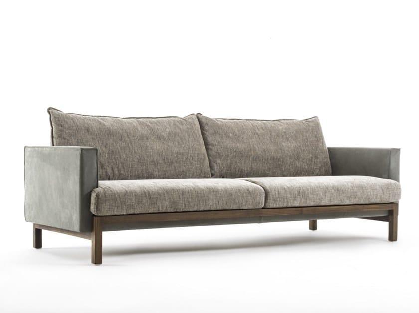 3 seater fabric sofa MAOLI by Riva 1920