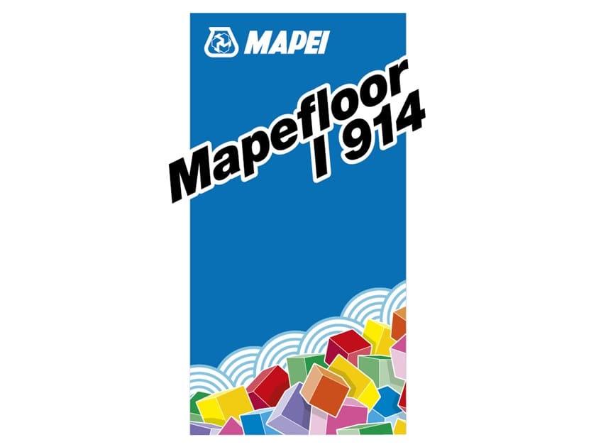 Flooring protection MAPEFLOOR I 914 by MAPEI