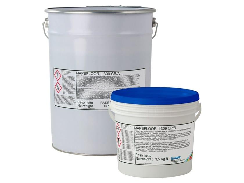 Formulato epossidico per rivestimento camere bianche mapefloor i309