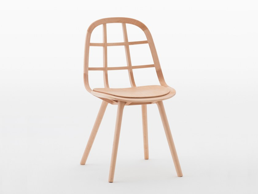 Maple chair NADIA | Maple chair by MEETEE