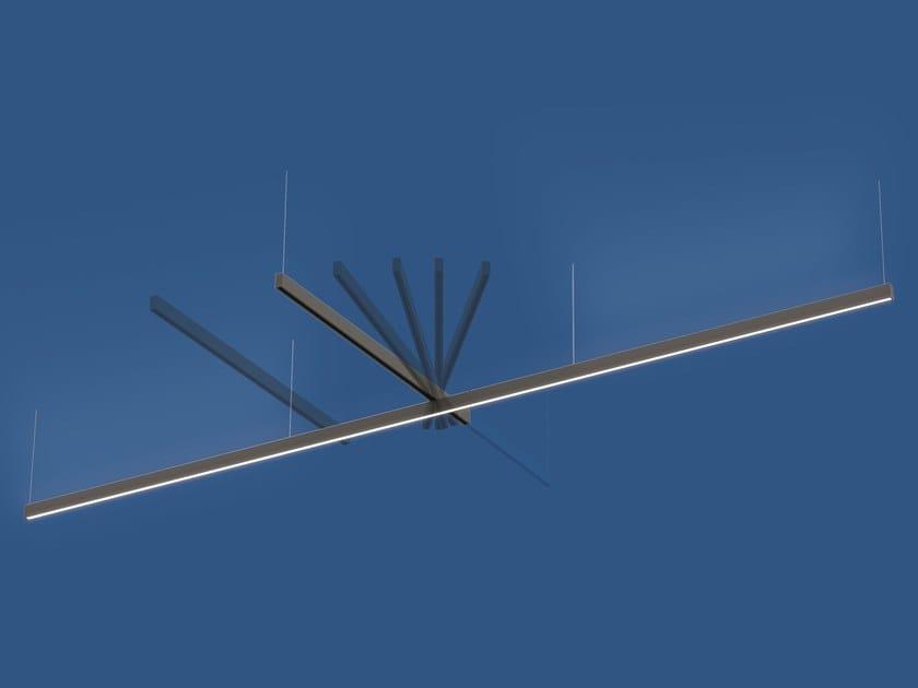 Aluminium Track-Light MAPPAMUNDI by Artemide